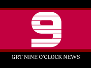 GRT Nine O Clock News - 2010 - 1984