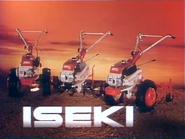 Iseki RLN TVC 1988