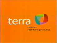Terra URA TVC 2000 Spanish