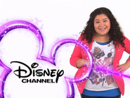 Disney Channel ID - Raini Rodriguez (2011)
