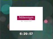 EBC clock - Millennium Bank - 2006