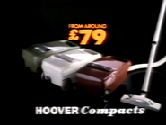 Hoover Compacts TVC AS 1983