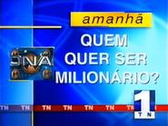 TN1 - Quem Quer Ser Milionário promo - 2000