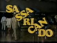 Sassaricando promo 1987 1