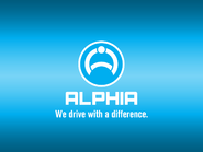Alphia - We Drive with a Difference