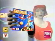 Dance Machine CD TVC 1998