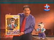 Estrela Ratinho TVC 1998
