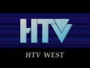 HTV West 1993 ITV ID Start