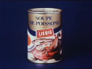 Liebig Soupe de Poissons RLN TVC 1985