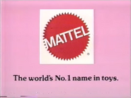 Mattel AS TVC 1985