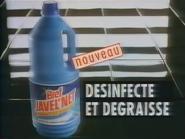 Bref Javelnet RLN TVC 1990
