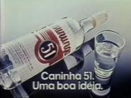 Caninha 51 PS TVC 1985