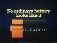 Duracell AS TVC 1983
