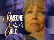 EBC promo - Someone Else's Child - 1994 - 1