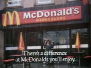 McDonalds AS TVC 1982
