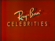 Ray Ban Celebrities TVC 1987 PS