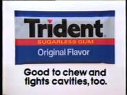 Trident TVC 1986