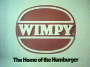 Wimpy AS TVC 1978