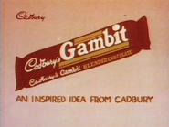 Cadbury's Gambit AS TVC 1982