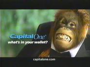 CapitalOne URA TVC 2001 2