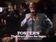 Fosters AS TVC 1982 1