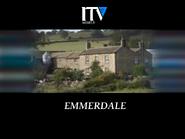 ITV World slide - Emmerdale - 1989