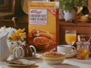 Kelloggs Crunchy Nut Corn Flakes AS TVC 1981