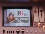 PG Tips AS TVC 1980