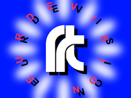 RRT Eurdevision 1980s open white logo