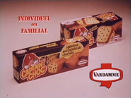Vandamme Captain Choc RLN TVC 1985