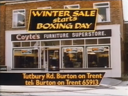 Coytes Furniture AS TVC 1986 - Winter Sale