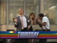 EBC pre promo ID - Sledgehammer - 1987