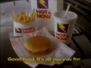 Hot N Now TVC 1993