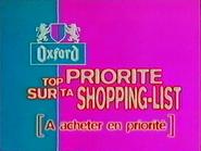 Oxford Shopping List RLN TVC 1996 1