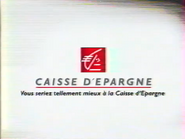 Caisse D'Epargne RL TVC 1998