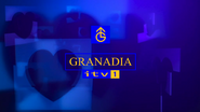 Granadia 2001 ITV1 ID Wide