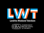 LWT startup slide 1978