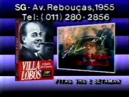 Villa Lobos TVC 1987