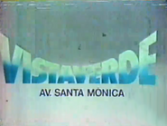 Vistaverde PS TVC 1984