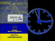 Banco Motta e Azorita clock 1998