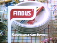 Findus AS TVC 1983