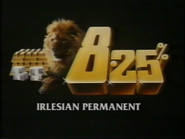 Irlesian Permanent TVC 1983 2