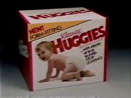 Kleenex Huggies URA and CY TVC 1985