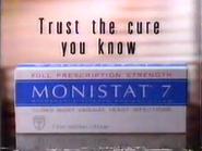 Monistat 7 URA TVC 1991 - 2