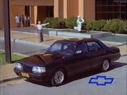 Chevrolet PS TVC 1991