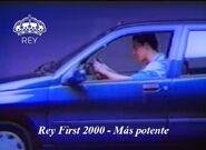 Comercial rey 1999