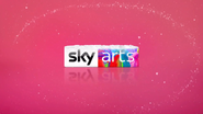 Sky Arts breakbumper Christmas 2018
