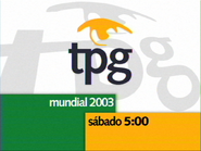 TPG - promo 2003 1