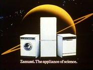 Zanussi AS TVC 1979