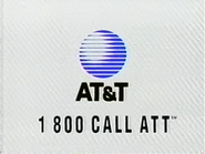 AT and T TVC - 1 800 CALL ATT - 1994 2